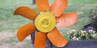 Garden Decoration: Recycle, Reuse, Repurpose
