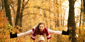 Fall in Love Engagement Photography