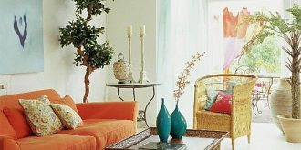 Livingroom Design Ideas in Eclectic Style