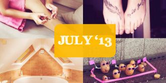 Roundup of the Favourite Posts – July
