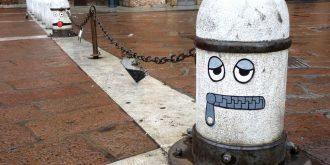 Urban Street Art by Oakoak