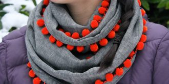20 Awesome Fall Scarf Tutorials