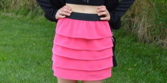 Inspiring Ways to Wear Blazer with Mini Skirt