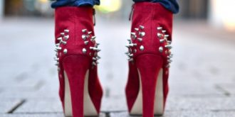 Trend Alert: Studded Boots