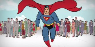 Short Animation: Superman 75th Anniversary