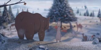 Short Animation: The Bear & The Hare