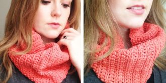 20 Knit and Crochet Scarf Patterns for Women