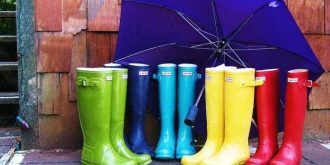 Waterproof Boots for Rainy Day Outfits