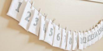 20 DIY Advent Calendar Tutorials