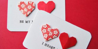 26 Lovely Valentine Card Tutorials