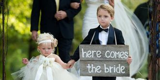 Lovely Ideas for Your Flower Girls and Ring Bearers