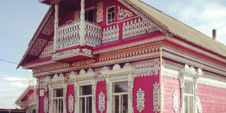 Spectacular Wooden Old Houses of Russia