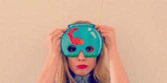 Creative Cardboard Masks by Sandra Suárez
