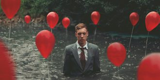 Surreal Self-Portraits by Kyle Thompson