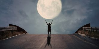 Imaginative Moon Photography by Adrian Limani