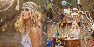 Extremely Chic Bohemian Wedding Ideas