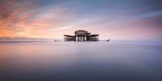The End of the Pier by Finn Hopson