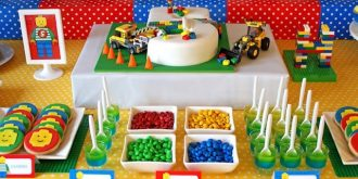 Creative Lego Birthday Party Ideas