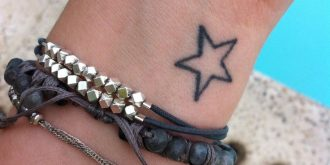 37 Star Tattoos for Women