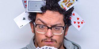 Stuffed Hair Selfies by Ahmad El-Abi