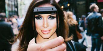 Celebrity Selfies by Dan Rubin
