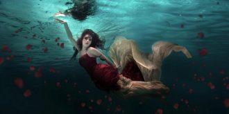 Imaginative Underwater Photos by Martha Suherman